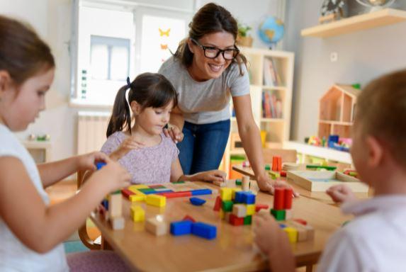 quality preschool for children