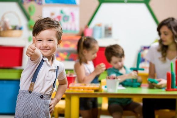 good preschool for children in Singapore